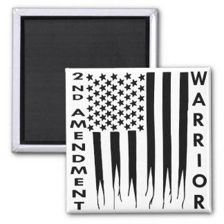 2nd Amendment Warrior Magnet