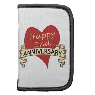 2nd. Anniversary Planner