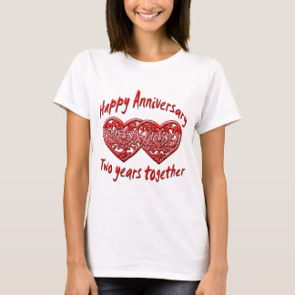 2nd. Anniversary T-Shirt