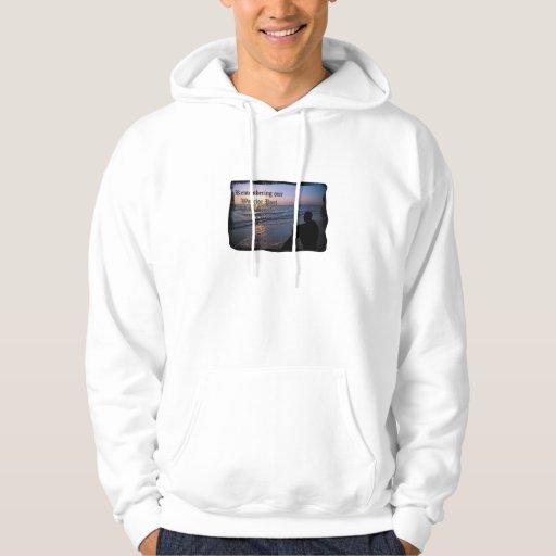 2nd Annual Julio Gonzalez Memorial Ride Hooded Sweatshirts