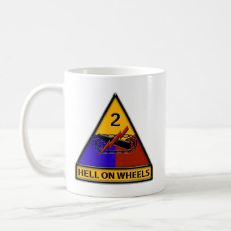 2nd Armored Division Coffee Mug