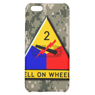 2nd Armored Division iPhone 4 Case