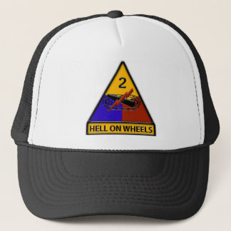2nd Armored Division Trucker Hat