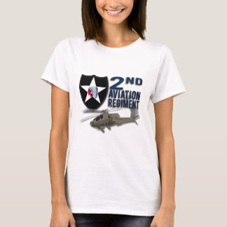 2nd Aviation Regiment - Apache T-Shirt
