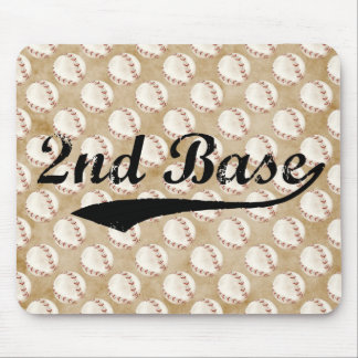 2nd Base Mouse Pads
