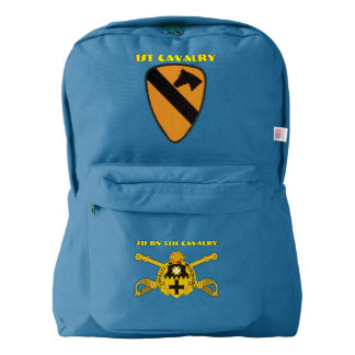 2ND BATTALION 5TH CAVALRY 1ST CAVALRY BACKPACK