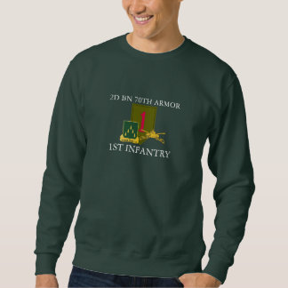 2ND BATTALION 70TH ARMOR 1ST INFANTRY SHIRT