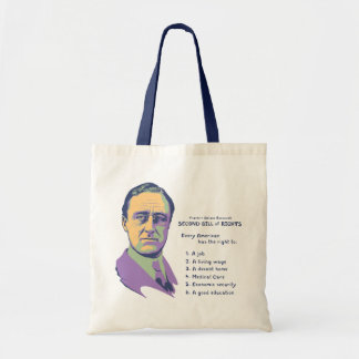 2nd Bill of Rights Tote Bag
