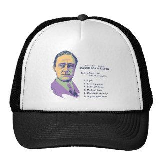2nd Bill of Rights Trucker Hat