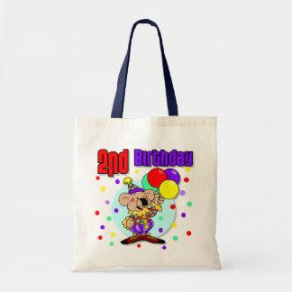2nd Birthday Australia Birthday Bags
