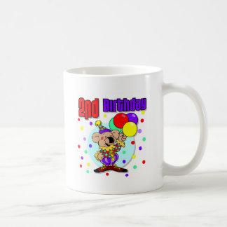 2nd Birthday Australia Birthday Coffee Mug