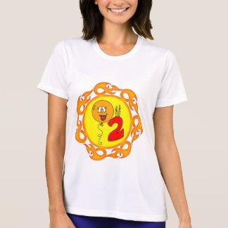 2nd Birthday Balloon T-shirts