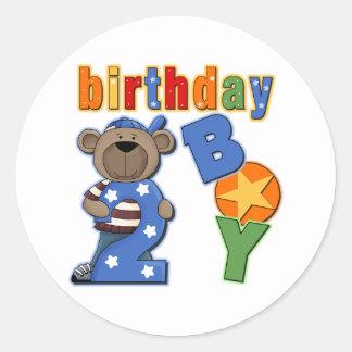 2nd Birthday Gift Round Sticker