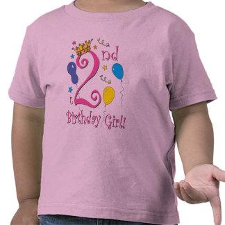 2nd Birthday Girl! T-shirt