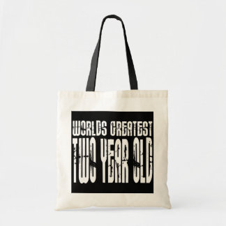 2nd Birthday Party Worlds Greatest Two Year Old Bag