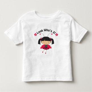 2nd Birthday Toddler T-shirt