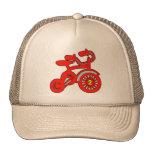 2nd Birthday Trike Trucker Hat