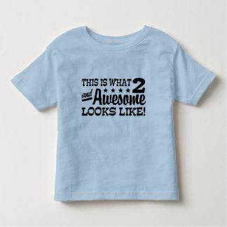 2nd Birthday T Shirt