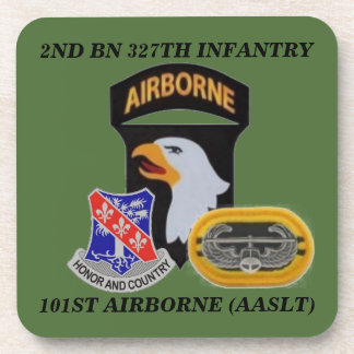 2ND BN 327TH INFANTRY 101ST AIRBORNE COASTERS