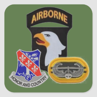 2ND BN 327TH INFANTRY 101ST AIRBORNE STICKERS