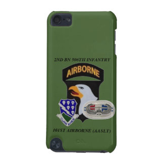 2ND BN 506TH INFANTRY 101ST ABN iPHONE CASE