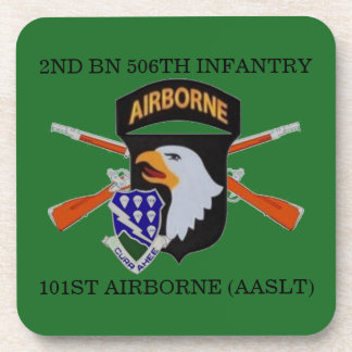 2ND BN 506TH INFANTRY 101ST AIRBORNE COASTERS