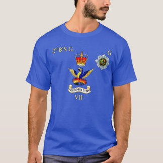 2nd bn Scots Guards G Company T-Shirt