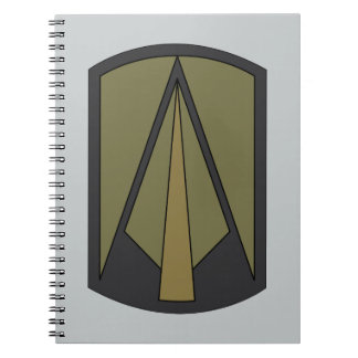2nd Brigade 1st Infantry  Division Notebook