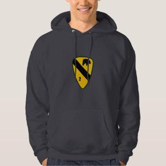 2nd Brigade Combat Team, 1st Cavalry Division Hoodie
