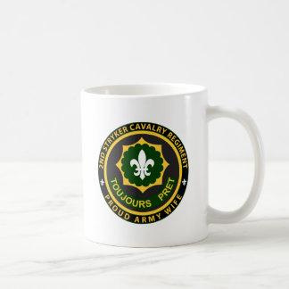 2nd Cavalry Wife Coffee Mugs
