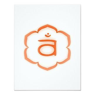 2nd Chakra - Svadhisthana Card