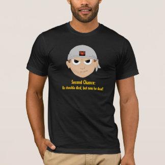 2nd Chance Gamer Character T-Shirt