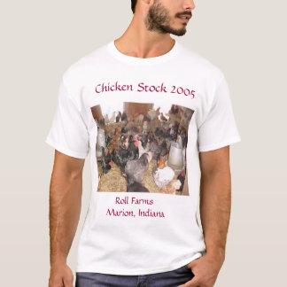 2nd chicken stock T-shirt