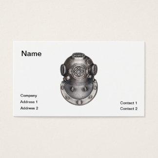 2nd Class Diver Business Card