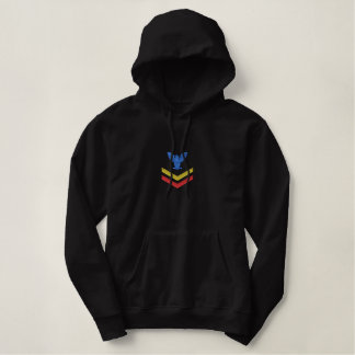 2nd Class Petty Officer Embroidered Hoodie