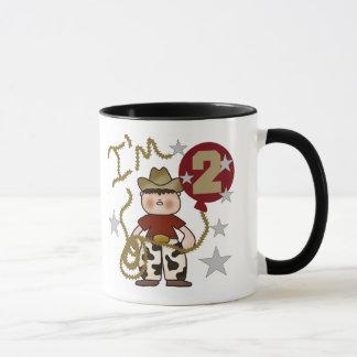 2nd Cowboy Birthday Mug