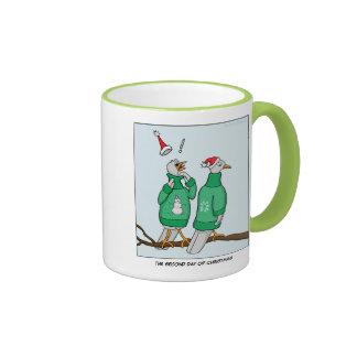2nd Day of Christmas (Two Turtle Doves) Mug