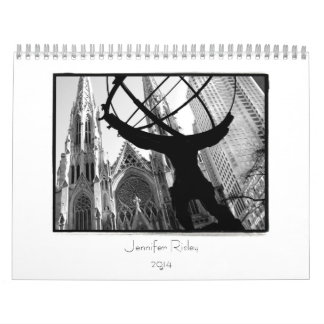 2nd Edition Calendar - 2014
