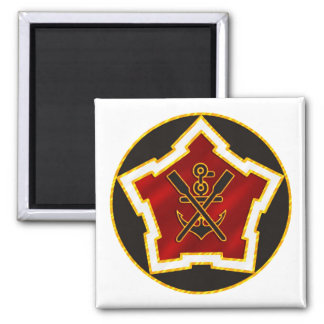 2nd Engineer Battalion Magnet