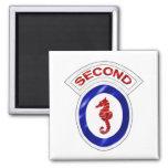 2nd Engineer Brigade Magnets