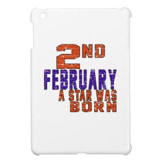 2nd February a star was born iPad Mini Cases