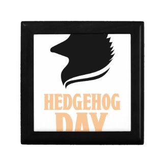 2nd February - Hedgehog Day Gift Box