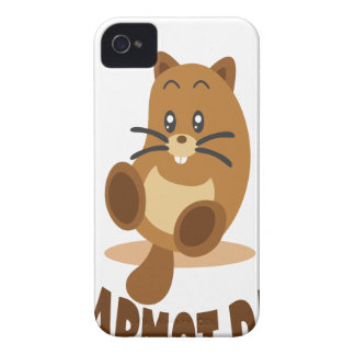 2nd February - Marmot Day iPhone 4 Case