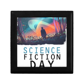 2nd February - Science Fiction Day Jewelry Box