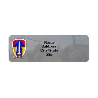 2nd field force vietnam nam war patch labels