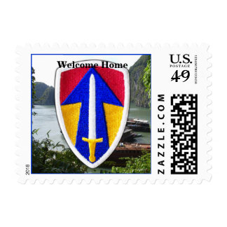 2nd field force Vietnam nam war patch stamps