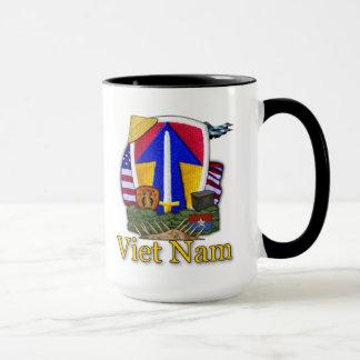2nd field force vietnam veterans vets cup mug