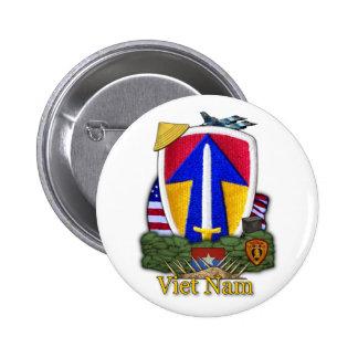 2nd field force vietnam war vets Button