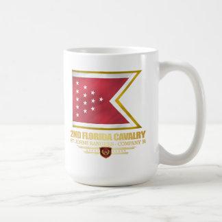 2nd Florida Cavalry Coffee Mug