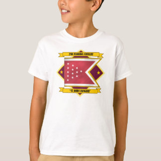 2nd Florida Cavalry (St Johns Rangers) T-Shirt